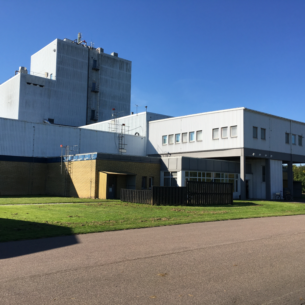 DANA Sweden AB Facility producing organic and goat milk based baby cereals